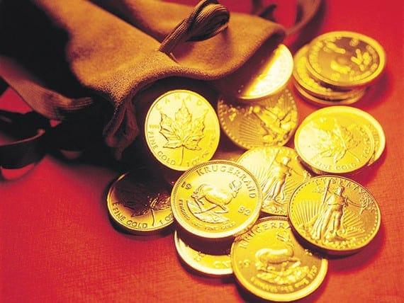 أشكال الجنيه الذهب