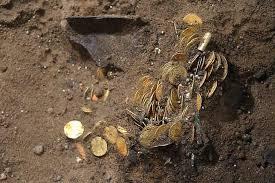 نوع التربة التي يوجد بها الذهب