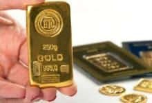 وزن أوقية الذهب
