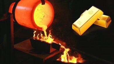 Photo of كيفية صهر الذهب ومعالجته من الشوائب