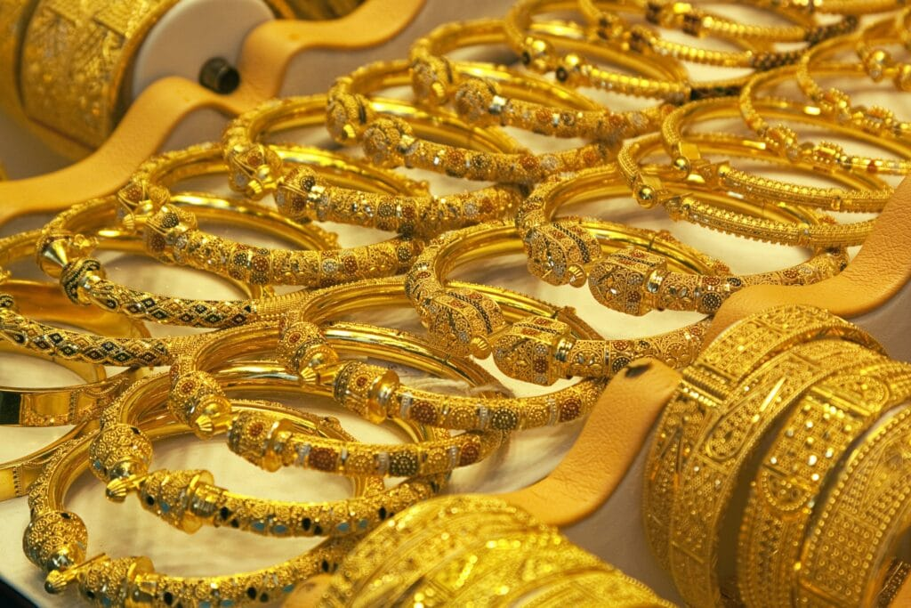 أفضل أنواع الذهب الخليجي