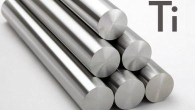 معدن التيتانيوم (Titanium Metal)