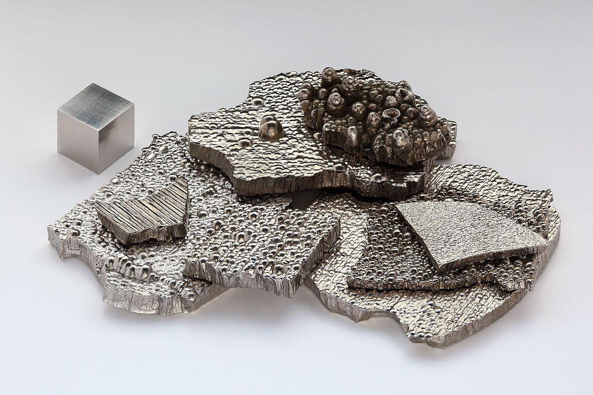 معدن الكوبالت (Cobalt Metal)