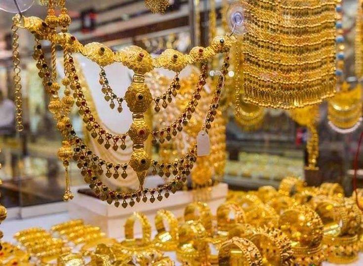 أماكن بيع الذهب في السعودية