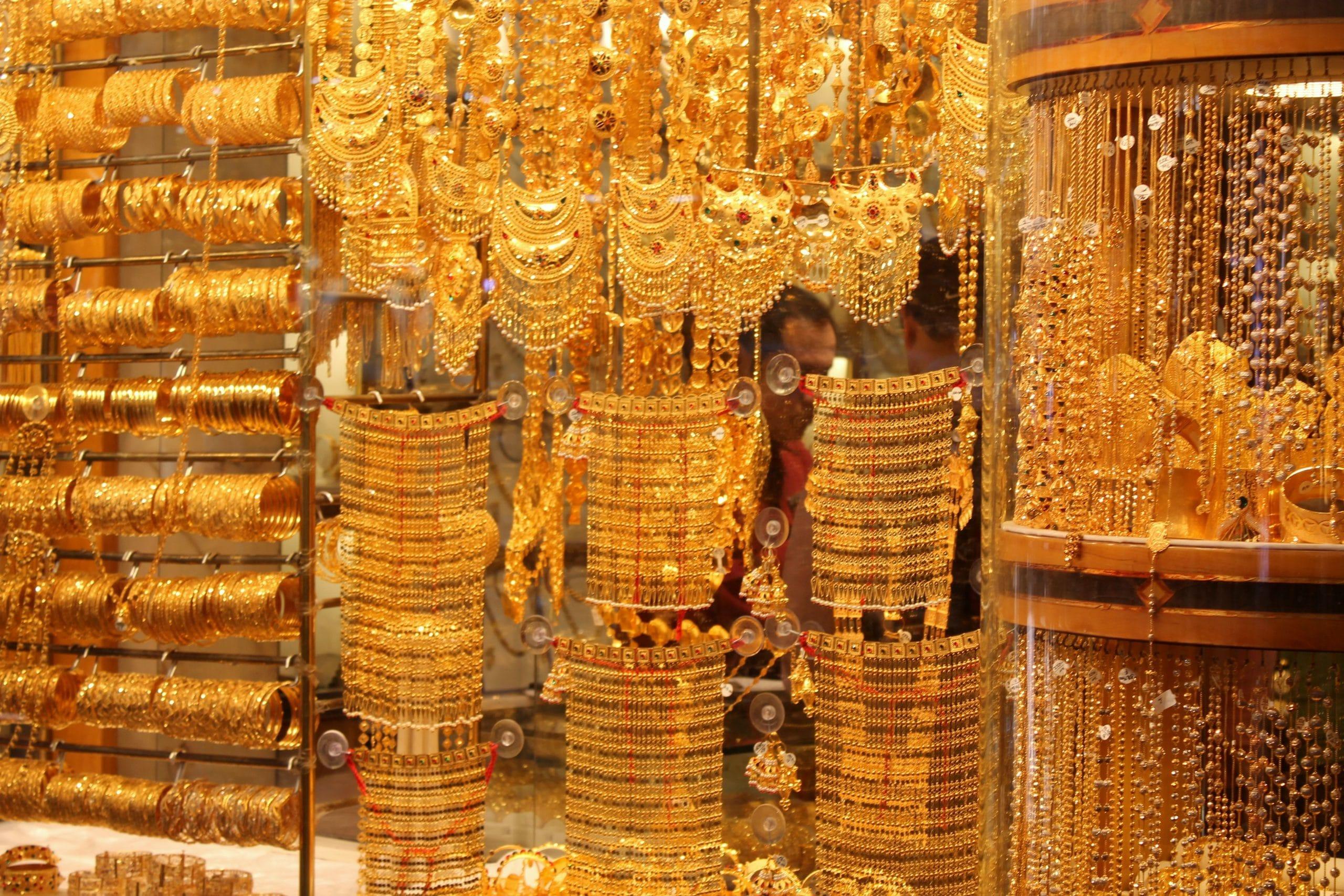 أماكن بيع الذهب في الكويت