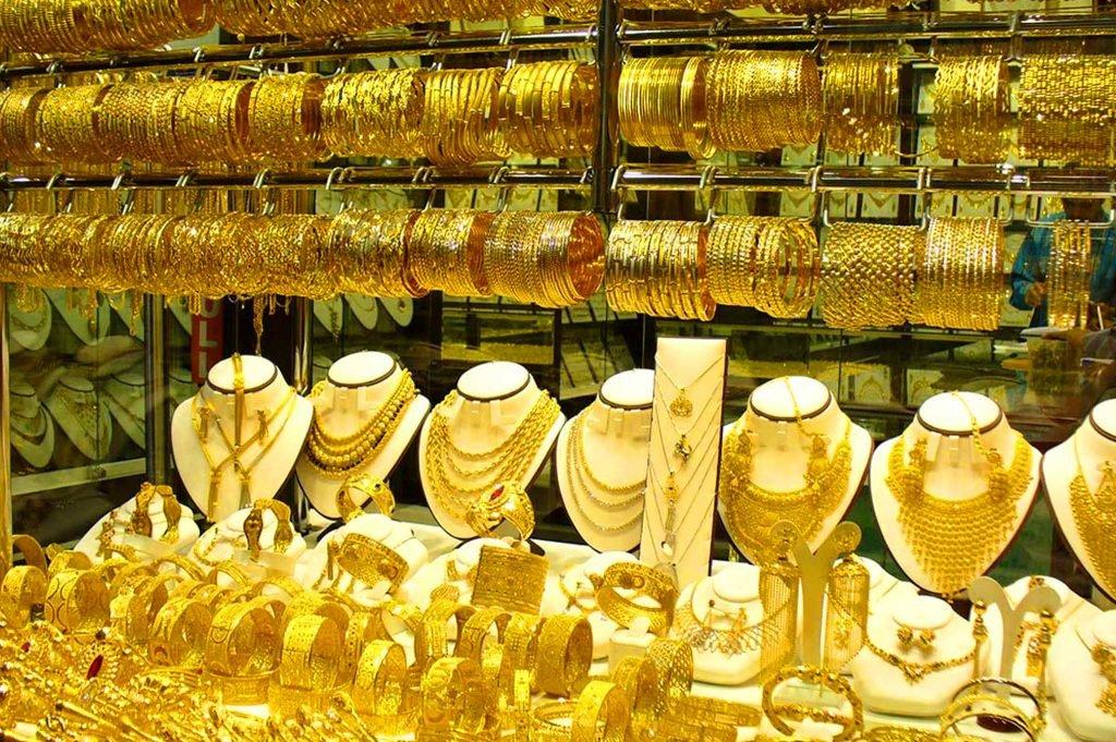 اماكن بيع الذهب فى الأردن