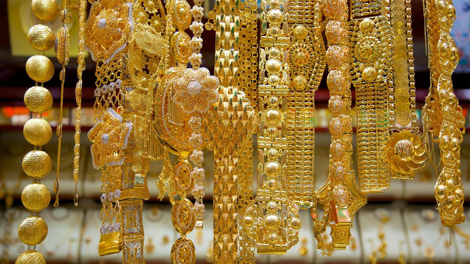 اماكن بيع الذهب فى قطر