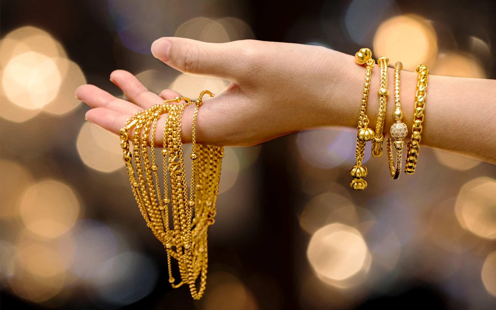 أنواع الذهب الازوردى