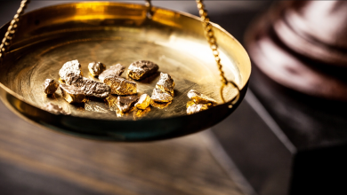 طريقة استخراج الذهب من الجبال