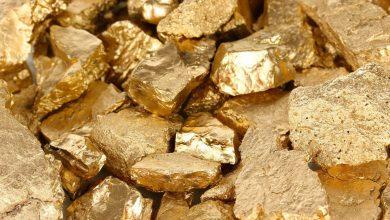 فحص الذهب بالكلور